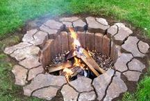 Camping / http://www.seismologik.com/journal/2012/4/27/how-to-turn-a-log-into-a-handmade-stove.html / by Marlene Kelly
