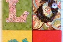 """Crafts to do! / Someday I'll pass this board to the one """"Crafts I've done!""""... / by Ana Marie"""