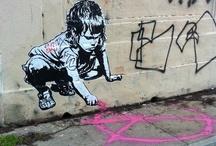 Banksy / by 深江 / fukae