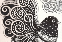 Zentangle Tuts