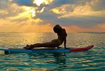 Yoga / by Rachel Lewis