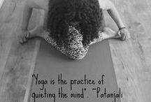 Yoga Inspiration  ॐ / by Jill Paschal