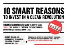 """Invest: Clean Energy 11.5 TW / 97% of climate scientists are convinced, based upon the evidence, that human caused global warming is happening.  """"Via his MidAmerican Energy subsidiary, Warren Buffett has quietly made Berkshire-Hathaway America's single largest owner of both solar and wind electrical power generation capacity."""" - Garvin Jabusch http://sierraclub.typepad.com/gaa/2013/05/the-economic-case-for-divesting-from-fossil-fuels-10-keys.html"""