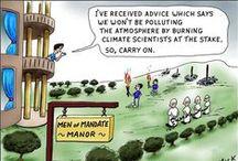 Destr. Climate Messengers?!