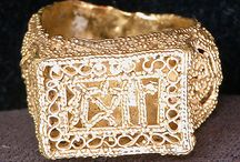 Ancient jewelry / Ancient treasures / by Carole Brandt