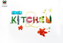 Pure play in the kitchen / Recipes for playing in the kitchen, by tocaboca.com/magazine