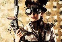steampunk girls 3 / by 深江 / fukae