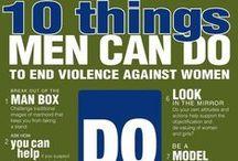 Men Prevent Rape & Violence