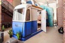 Quirky Rooms
