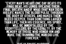 Quotes and others from Wrestling