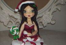 Christmas Cookies/Cakes/cupcakes