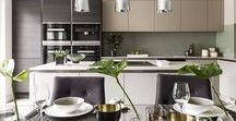 Kitchen Inspiration / Beautiful Kitchens to inspire you.