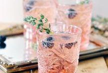 Signature Cocktails / Delicious unique cocktails