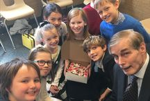LDS Primary: It's a Blast! / Some highlights of activities in our Valiant 9 primary class, including our effort to sample chocolate chip cookies from around the world.