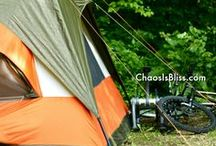 Camping Recipes & Tips / The best camping recipes and camping tips.