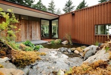 House exterior inspiration / by Manita Johnson