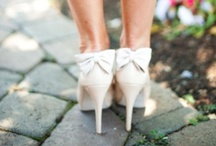 shoes  / {for the wedding}