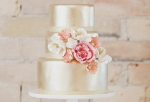 cakes / {for the wedding}