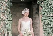 headpieces / {for the wedding}