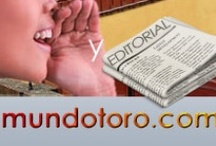 Editoriales y En voz baja / Los editoriales y En voz baja de Mundotoro.com en imágenes.