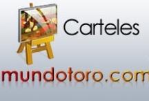 Carteles / Imágenes de los carteles taurinos y de las noticias con previsiones de carteles. Mundotoro.com