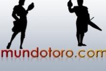 Toreros / Fotografías y noticias de los toreros que aparecen en el portal de Mundotoro.com