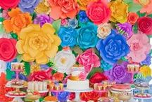 Party Decorating Ideas / Here at Southern Charm Wreaths, we make wreaths for any occasions including for your next party or shower.  This board is dedicated to party decorating ideas. Birthday party decorating, party themed decorating,