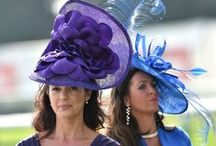 Derby Hats / I went to the Kentucky Derby once and was fascinated will all the fancy hats the ladies wore. Of course I had my own fancy hat but seeing some of these, I think I could have done much better. / by Southern Charm Wreaths