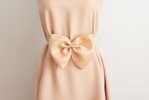 fashion / {for the bride and her friends}