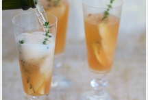 drink / {for the wedding}