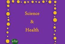 MHM Science & Health / Ideas & Inspirations about Science / by Miss Hey Miss