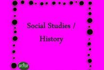 MHM Social Studies/History  / Ideas & Inspiration to teach Social Studies/History  / by Miss Hey Miss