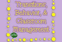 MHM Transitions, Bx, Class Management / Ideas & Inspiration for teachers to help with Behavior management, Classroom Management, &  transitions / by Miss Hey Miss