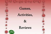 MHM Games, Activities, & Reviews / Links to games, rainy day ideas & more / by Miss Hey Miss