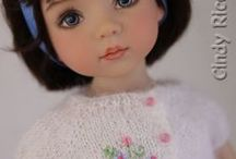 Crafting for dolls - tutorials / Tutorials / by Claudia (Inchy) Hillesheim