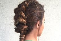 hair / My inspirations when I go to the hair stylist :)