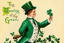 St. Patrick's Day ~ Ireland / One day a year....we are all Irish !!! / by Victorian Rose