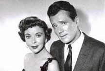 Ida Lupino & Howard Duff / by Victorian Rose