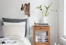 Dormitorio / Camas, Cabezales, Mesitas y muchas ganas de descansar