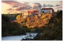 Castles in Czech Republic / Czech and Moravia Castles and Chateau.