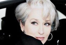 Meryl Streep as Miranda Priestly / My favourite villain