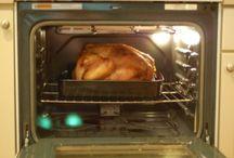 Thanksgiving/Christmas Dinner / Holiday Dinner Menu