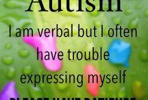 Autism Awareness / by Jeanette Benjamin