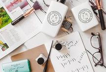 Product Photography / Inspiring product photography and flat lays.