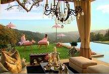 Outdoor Living / Outdoor Relaxation/ living: alfresco dinning, patios, porches, decks, pools, fire pits and courtyards