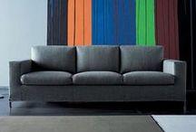Living divani sofas - Italian design sofas / Living divani sofas, design by Piero Lissoni www.classicdesign.it