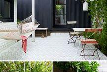 Kleine ruimtes en buitenverblijf / Slimme interieuroplossingen