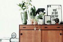 Sweet Little Corner / Los mejores rincones de diferentes habitaciones y diferentes estilos