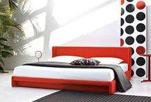 Cinova design beds - CLASSICDESIGN.IT / Double and single beds CINOVA design by Castello-Lagravinese, Marco Boga, Claesson Koivisto Rune, Terri Pecora