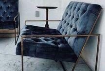 Tapicería y Textil / Sillones, butacas, sofás, cojines